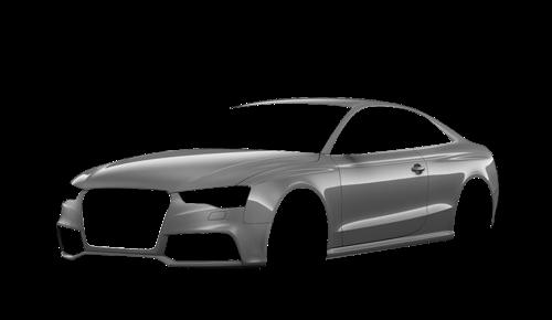 Цвета кузова RS5 Coupe
