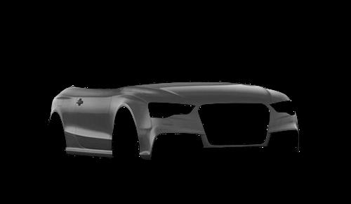 Цвета кузова RS5 Cabriolet